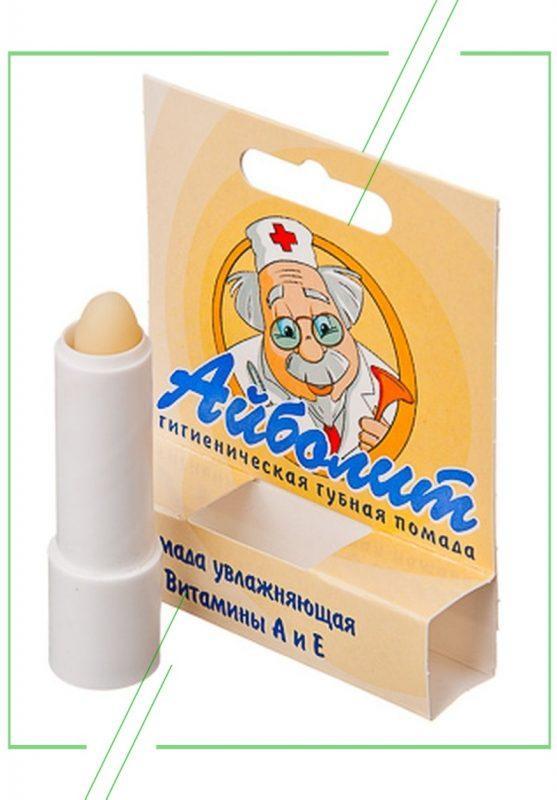 ТОП-10 лучших гигиенических помад для губ