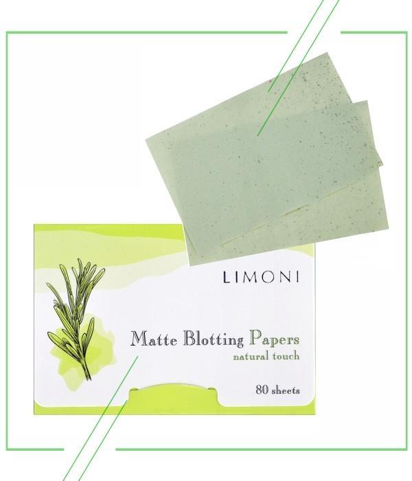 Limoni Matte Blotting Papers_result