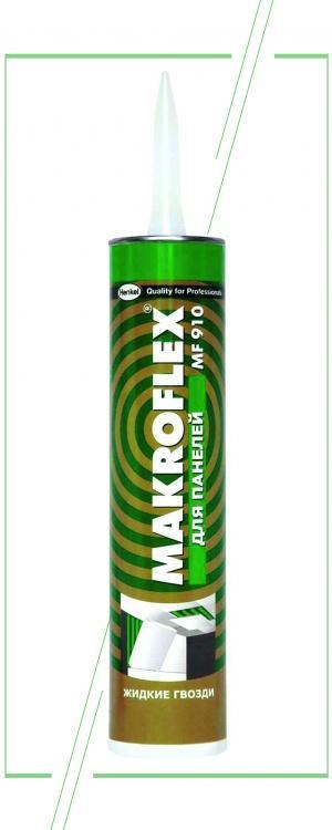 Makroflex MF910 для панелей_result