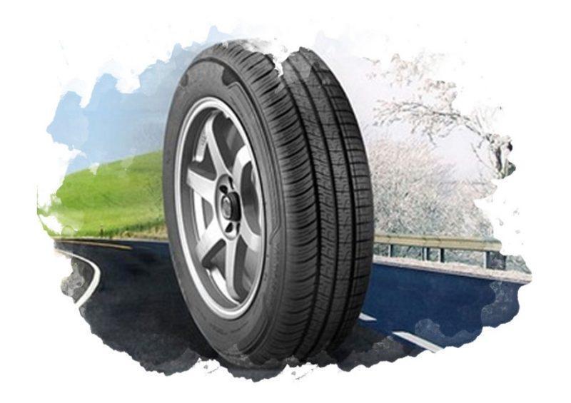 всесезонная шина для машины