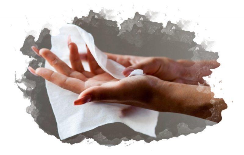 ТОП-7 лучших антибактериальных влажных салфеток
