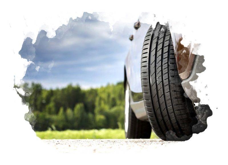 всесезонные шины на авто