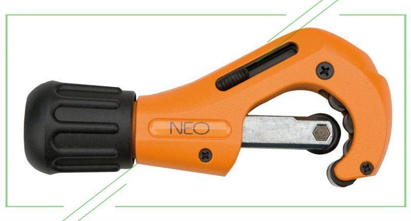 Труборез для медных и алюминиевых труб 3-35 мм NEO 02-010_result