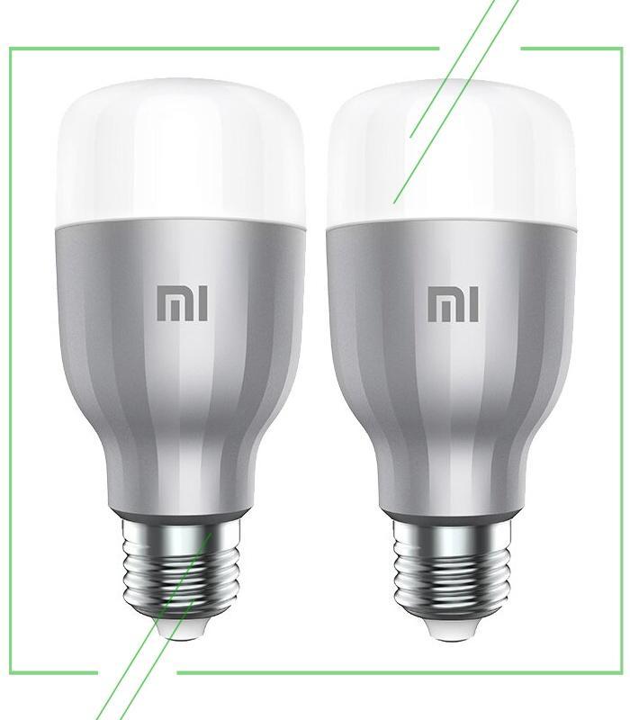 Xiaomi Mi LED Smart Bulb (MJDP02YL), E27, 10Вт_result