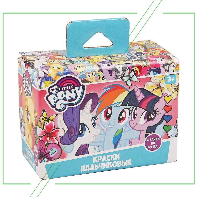 CENTRUM My Little Pony 4 цвета_result