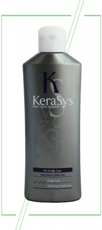 KeraSys Hair Clinic System Deep Cleansing Scalp Care_result