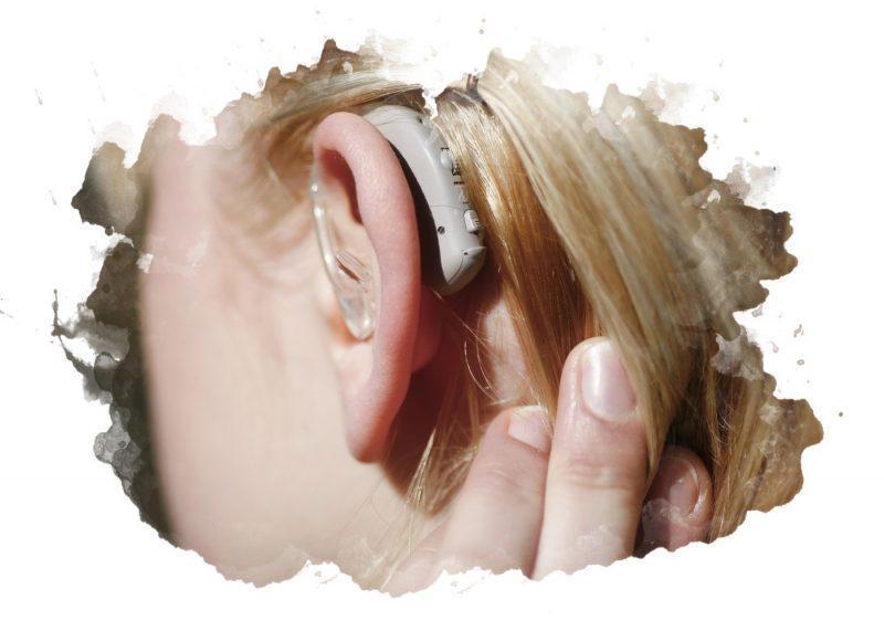 как носить слуховой аппарат