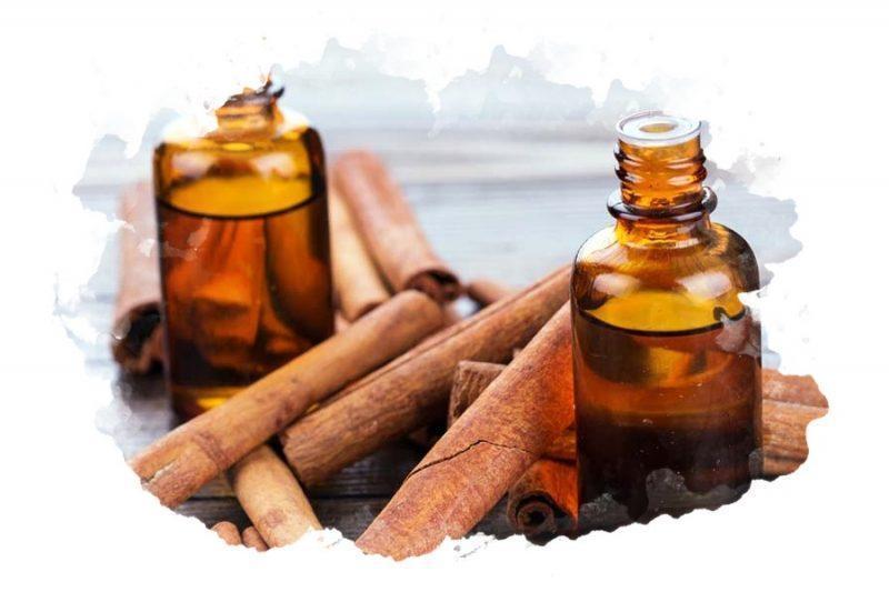 эфирное масло с корицей
