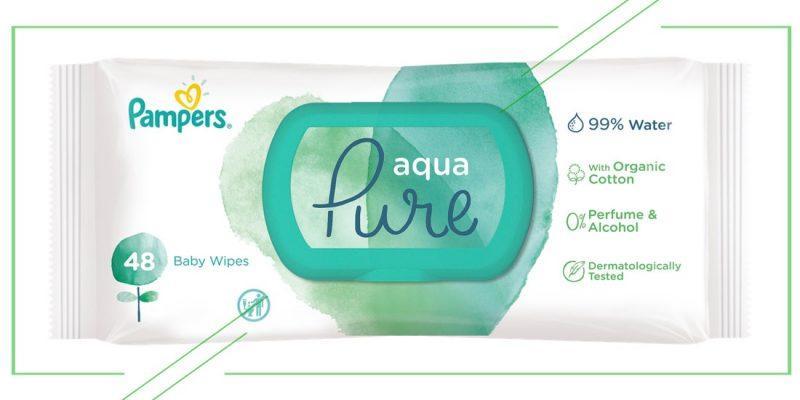 Pampers Aqua Pure_result