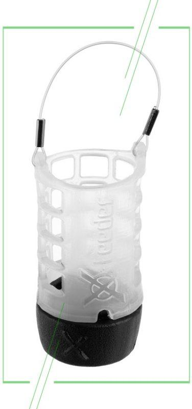 X-FEEDER PL GLASS TURBO MIDDLE, 100 г, 35 мл_result
