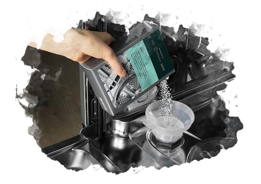 ТОП-7 лучших солей для посудомоечной машины