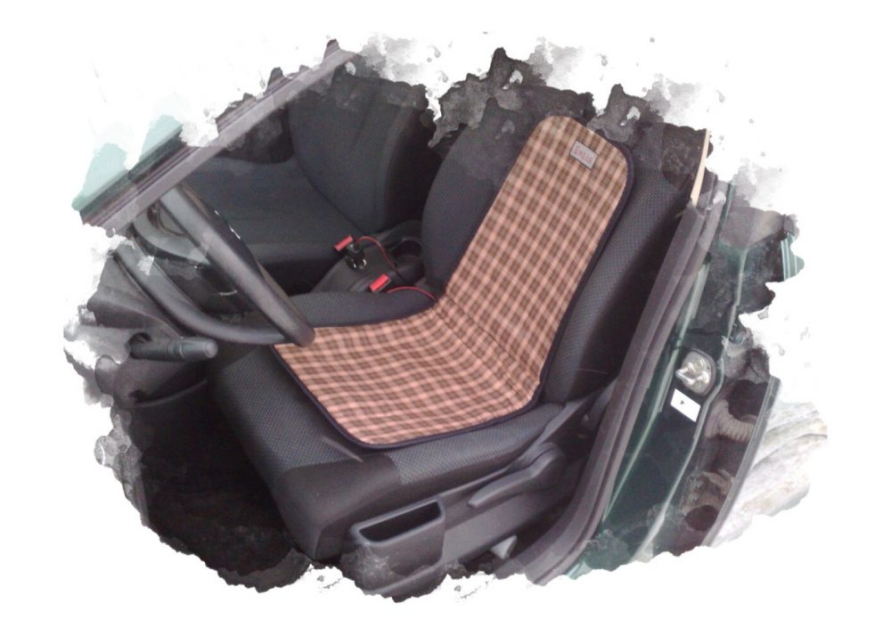 подогрев сидений в машине