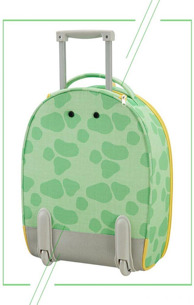 Лучшие детские чемоданы на колесиках - ТОП 7