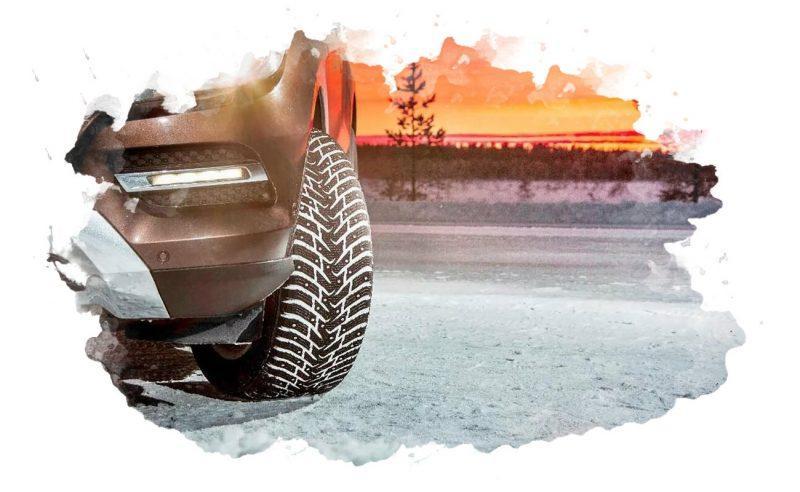 зимние шины для авто