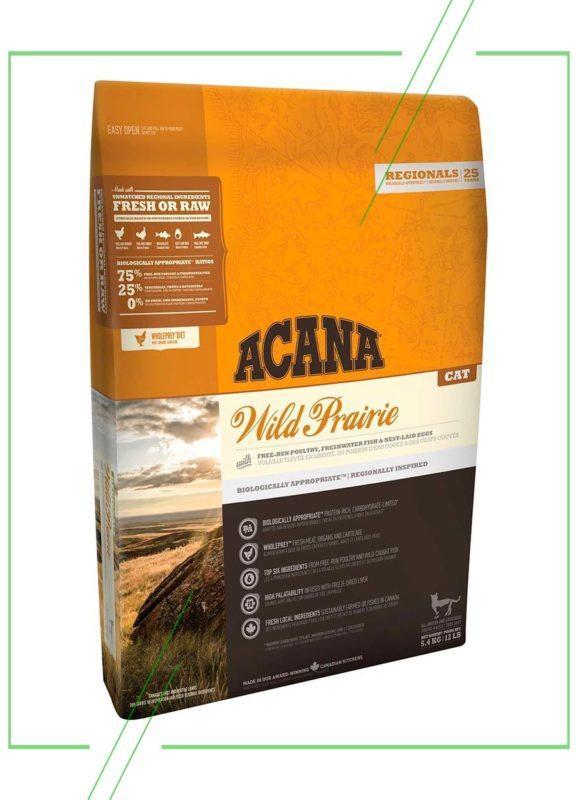 Acana Regionals Wild Prairie беззерновой_result
