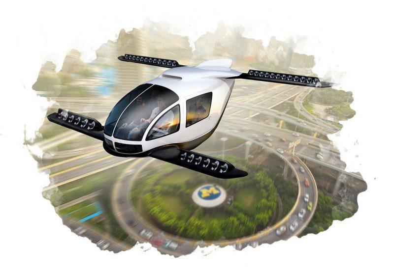 5 видов транспорта из нашего с вами будущего!